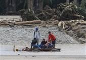 تعداد تلفات توفان، سیلاب و رانش زمین در فیلیپین به 200 تن افزایش یافت