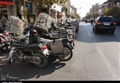 وجود 370 هزار موتورسیکلت در قم/92 درصد تصادفات ارتباط مستقیم با عوامل انسانی دارد