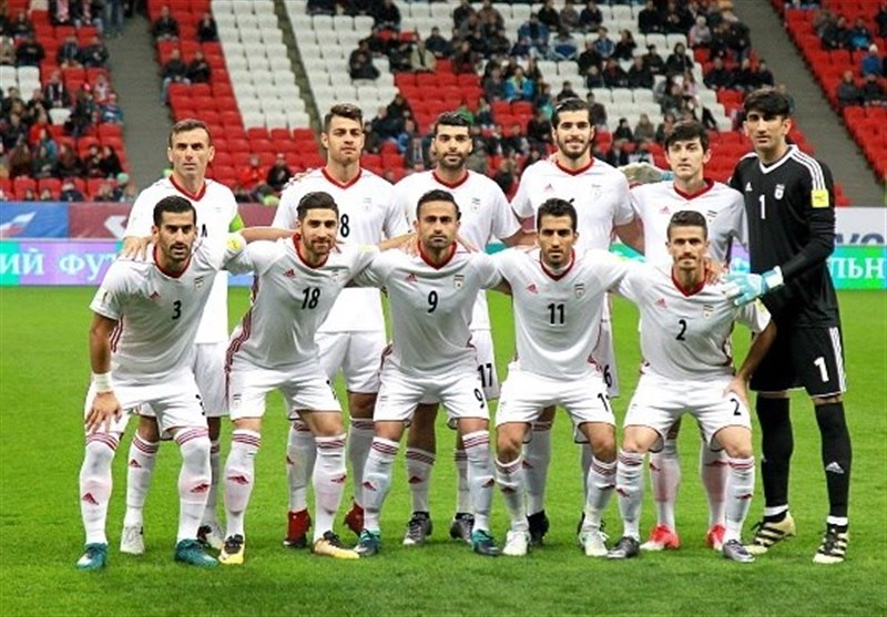Iran's Position Remains Unchanged in FIFA Rankings