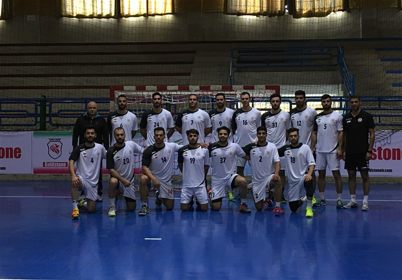 International Handball Tournament: Iran Beaten by Qatar