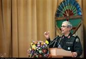 سردار باقری: باید با ابعاد مختلف غافلگیری مقابله کرد