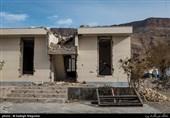 چهل روز پس از زلزله; روستاهای تپانی و کوییک