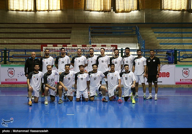 Iran Handball Team Loses to Slovenia in Friendly