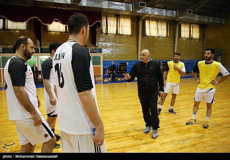 Iran Handball Team Travels to Doha for Qatar Four-Team Tournament