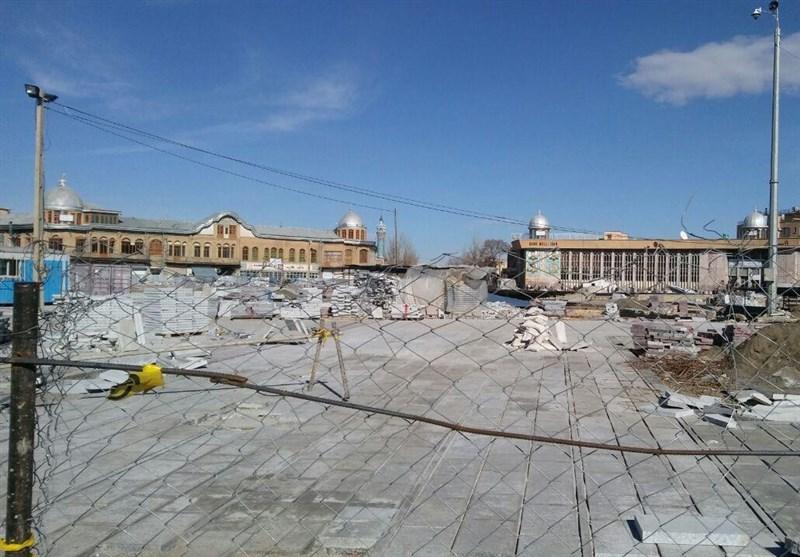 طرح اولیه اجرای سایت موزه در میدان مرکزی همدان در حال طراحی است