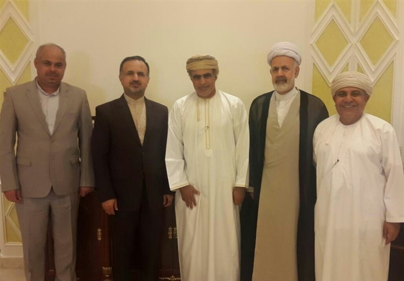 Iranian Envoy, Omani Energy Minister Discuss Gas Export Project