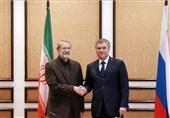 Iranian Speaker Raps US Presence in Syria