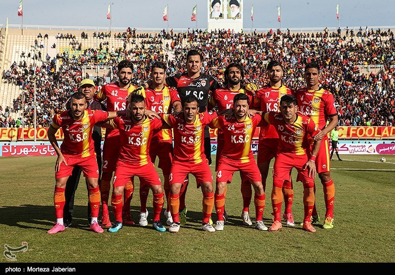 Foolad Held by Siahjamegan: IPL