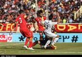 پیروزی فولاد خوزستان مقابل گسترش فولاد در پایان نیمه اول