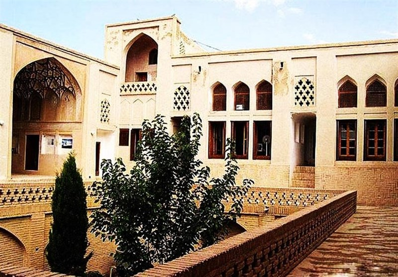 Pirnia Traditional House, Ethnology Museum in Central Iran