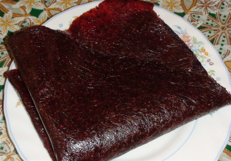Lavashak; Mouth-Watering Persian Fruit Roll-Up - Tourism news