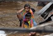 آمار تلفات سیل فیلیپین به 230 رسید + تصاویر