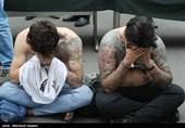 «گاوی» و «دراز» دستگیر شدند
