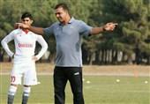 مهابادی: مقابل ملوان 6 نفره بازی کردیم/ فحاشی در فوتبال ما عادی شده است