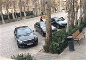 ورود 4 دستگاه بنز S400 به ناوگان تشریفات وزارت خارجه+عکس