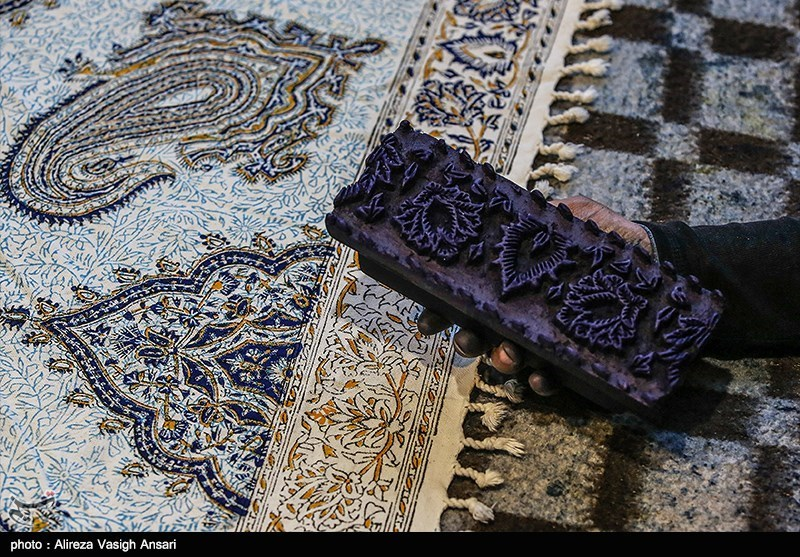 Ghalam-Kari: Another Popular Art in Isfahan