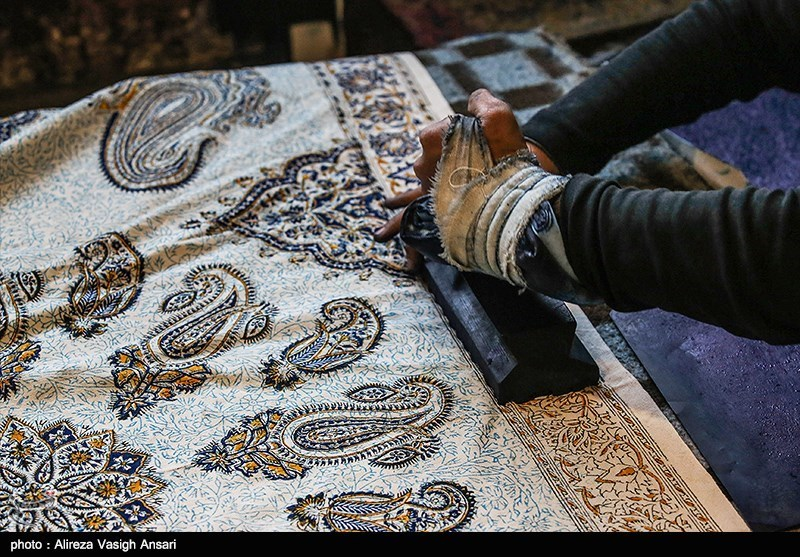 Ghalam-Kari: Another Popular Art in Isfahan - Tourism news