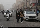 آلودگی هوای اهواز