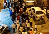 Bahrainis Stage Rallies to Condemn Military Court Death Sentences (+Photo)