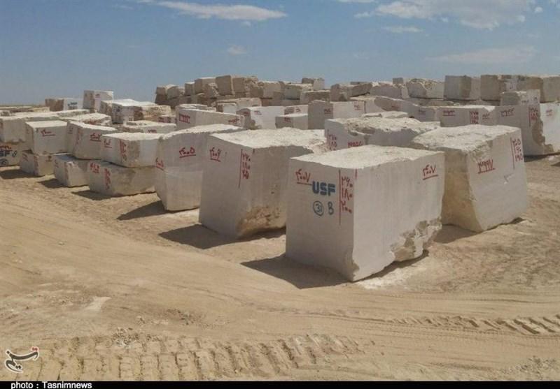 بوشهر  5500 معدن در کشور فعال است