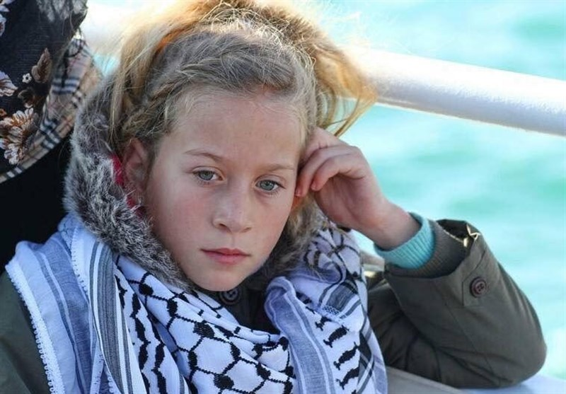 Israeli Court Extends Detention of Palestinian Teen Icon