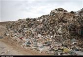 دفع زباله در بجنورد