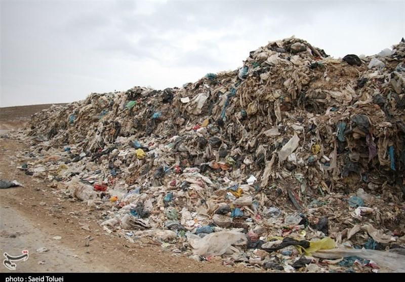 ساری| انباشت زباله معضل دامنگیر شهرهای مازندران شده است