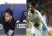 تفاوت معنادار تعداد باختهای رئال مادرید در حضور و غیاب ایسکو