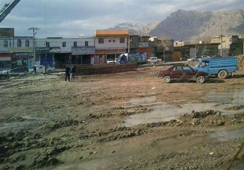 خرمآباد| بخشی از اعتبارات زیرگذر بهارستان تامین میشود