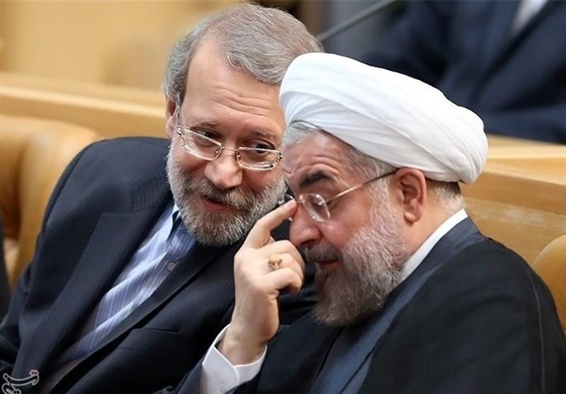 لاریجانی در نامه به روحانی؛ افزایش 50 درصدی حقوق کارکنان سازمان مالیاتی غیرقانونی است
