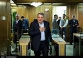 جلسه محسن هاشمی با معاون اول رئیس جمهور