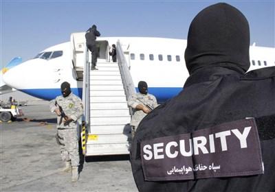 """سردار موسوی: ماجرای کشف """"بمب تایمری"""" داخل هواپیمای مسافربری در سال 88 توسط سپاه"""