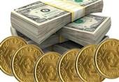 قیمت طلا، قیمت دلار، قیمت سکه و قیمت ارز امروز 96/12/06