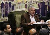 مولودیخوانی «حاج منصور ارضی» در مدح امام عسکری(ع) + فیلم