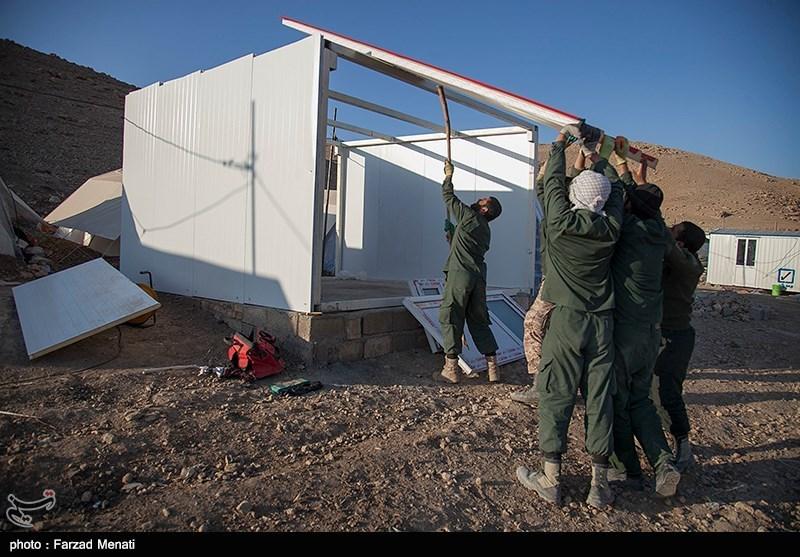 16 گروه جهادی به مناطق زلزلهزده در کرمانشاه اعزام شدند