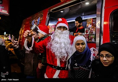کریسمس در دمشق - سوریه