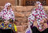 """لباس سنتی روستای """"ابیانه"""" نطنز ثبت ملی میشود"""