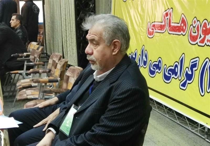 مراسم تشییع پیکر بهرام شفیع برگزار شد + تصاویر