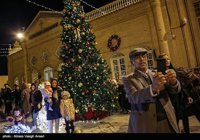 Iranian Christians Prepare for New Year Celebration