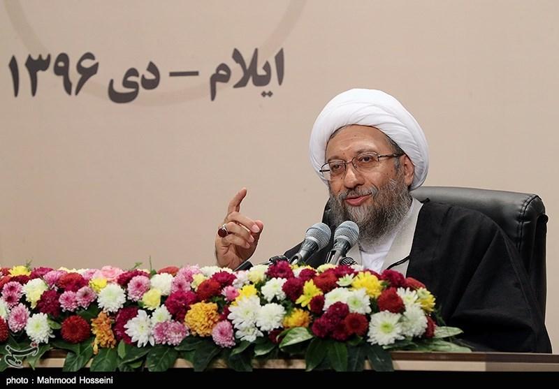 رئیس السلطة القضائیة: استقلال ایران یقلق امریکا