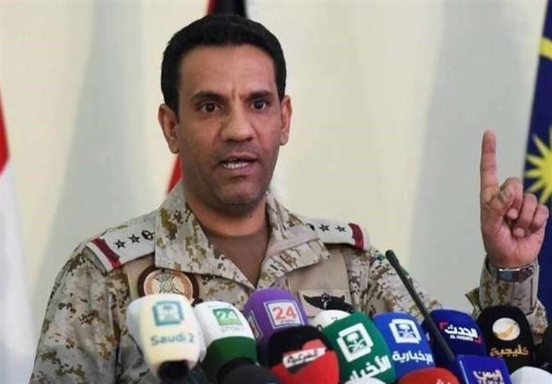 ائتلاف متجاوز سعودی باز هم ایران را به حمایت تسلیحاتی از یمن متهم کرد