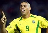 الگوی مدل موی رونالدو در جام جهانی 2002 مشخص شد + عکس