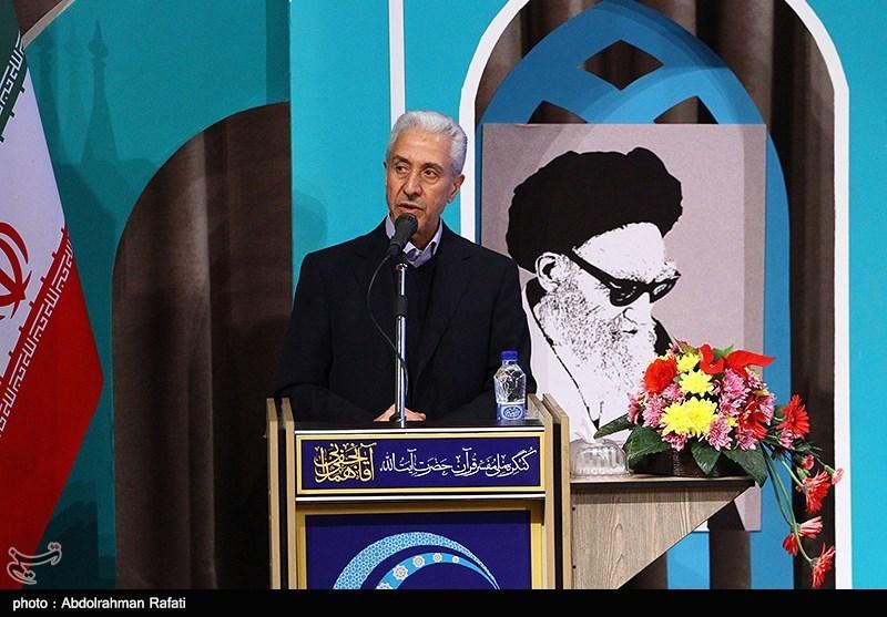 مشهد| وزیر علوم: باید با پیروی از خط امام راحل و مقام معظم رهبری شرایط حاضر را پشت سر بگذاریم