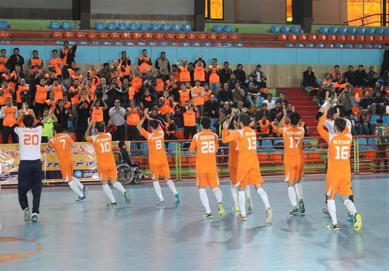 Mes Sungun Claims Iran Futsal Title
