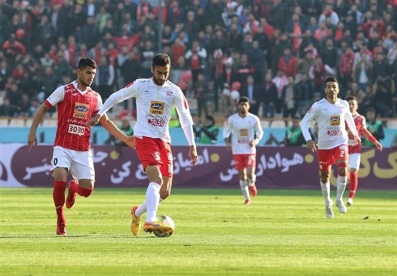 IPL: Tractor Sazi Loses to Naft Tehran