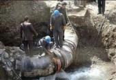 هدررفت واقعی آب در شبکه توزیع کشور رو به کاهش است