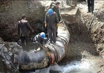 جلوگیری از هدررفت ۹۷۷ هزار مترمکعب آب در یکی از مناطق تهران