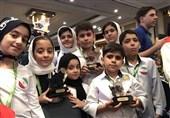 درخشش ایران در مسابقات جهانی محاسبات ذهنی با چرتکه