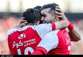 لیگ برتر فوتبال پرسپولیس با پیروزی پرگل جشن قهرمانیاش را باشکوهتر کرد