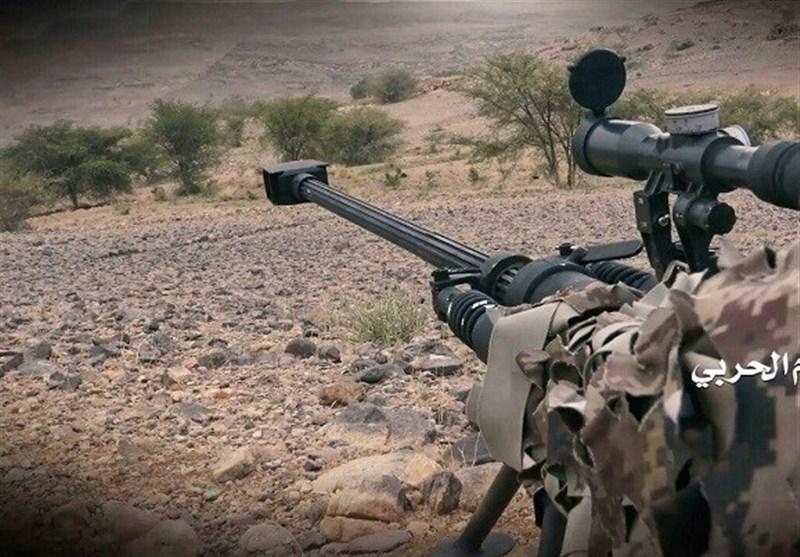 قنص جنود سعودیین وتدمیر آلیة فی جیزان